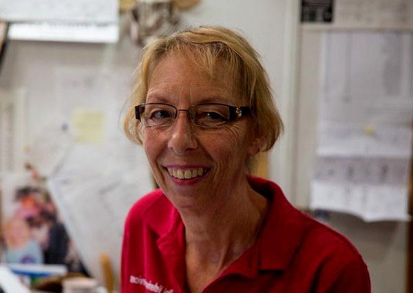 Image of Dr. Pol's wife, Diane Pol.