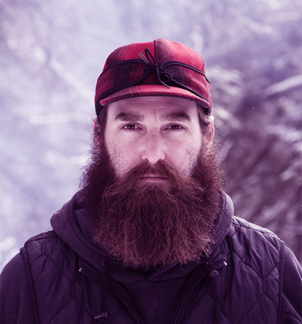 Image of Jared Barker aka Jedi is a cast member of the Maine Cabin Masters