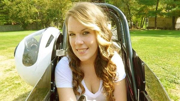 Image of Justin Shearer's Girlfriend, Jackie Braasch